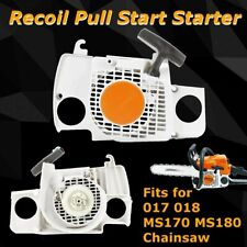 Recoil Pull Start Starter for STIHL MS180 018 MS170 017 #1130 080 2100 Chainsaw