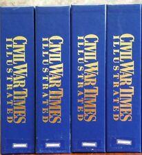 Civil War ILLUSTRATED Vol. No.41-52: 2002-2013. Total: 81 Mags. EXCELLENT COND