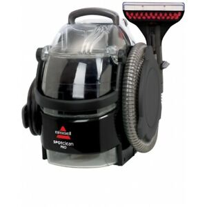 Bissell 1558E SpotClean Pro Carpet Cleaner   Brand new with 3 year warranty