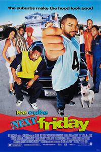 MCPoster - Next Friday Ice Cube Movie Poster Glossy Finish - PRM421