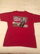San Jose Mile 1987 Motorcycle Racing Camel  Pro Vtg XL T-Shirt Never Worn
