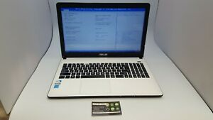 """ASUS X501A Pentium 2020M 2.4GHz 4GB RAM 160GB 15.6"""" 1366x768 with Paint"""