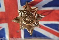 The Irish Guards -  British Army Military Cap Badge