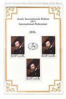 s20240) BELGIUM MNH** 1977 P.P. Rubens s/s