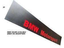 GY,BMW Motorsport Decal Windshield Sun Strip Banner Sticker,BMW Performance