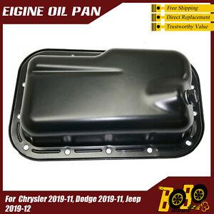 Engine Oil Pan for Dodge Challenger 2011 2012 2013 2014 2015 2016 2017 2018 3.6L