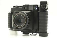 【MINT w/grip Bracket】 Fuji Fujifilm GS645S Pro Wide 60 6x4.5 From JAPAN#406