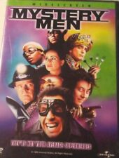 Mystery Men (Dvd, 2000, Widescreen) / tested, ships in 24 hours