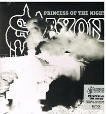 Saxon: Princess Of The Night	7'' - Vinyl 45 Rpm RSD 2018