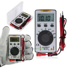 Mini Auto Range AC/DC Pocket Digital LCD Multimeter Voltmeter Tester BEST