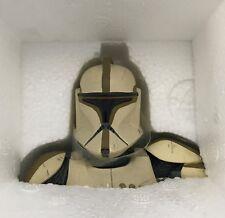 Star Wars Gentle Giant Statue Bust Clone Trooper Sergeant Sws - #1861 of 2500