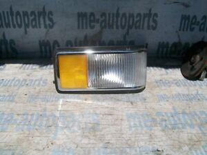 89-93 CADILLAC DEVILLE FLEETWOOD OEM LEFT DRIVER CORNER LAMP TURN SIGNAL LIGHT