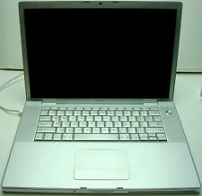 "Apple MacBook Pro A1150 Core Duo 2.2 Laptop 15"" 2006 For Parts Not Working"