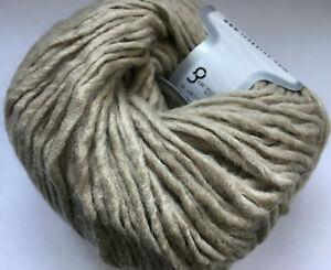 Sand (Dark Beige) Wool Cord #59803-04 Ice Wool Acrylic Yarn 50 Gram 109 Yards