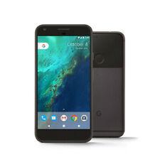 """Google Pixel XL 128GB 4G LTE Sbloccato Fabbrica Android 5,5"""" Smartphone Nero"""