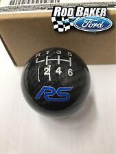 2016 2017 2018 Focus RS OEM Ford Carbon Fiber 6-speed Gear Shift Knob w/ Logo