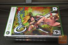 Onechanbara: Bikini Samurai Squad (Xbox 360 2009) FACTORY SEALED! - RARE!