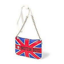 """I Love British Boys"" Crossbody Bag One Direction Union Jack - NWT"