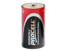 CASE 24 NEW DURACELL PROCELL SIZE D Alkaline Batteries
