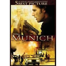 Munich (Dvd, 2006, Widescreen) + Like New! + Spielberg movie