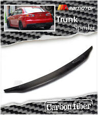 Ductbill Style Carbon Fibre Trunk Spoiler Wing for Lancer EVOLUTION X EVO 10