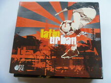 LATIN URBAN  WEST ONE RARE LIBRARY SOUNDS MUSIC CD