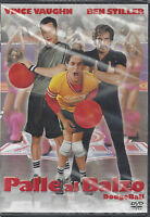 Dvd PALLE AL BALZO - DODGEBALL con Ben Stiller Vince Vaughn nuovo 2000