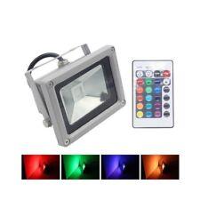 LAMPADA RGB FARO LED 30W PER ILLUMINAZIONE DI INTERNI ED ESTERNI