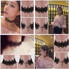 Lace Retro Alloy Costume Necklaces & Pendants