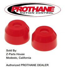 BELAIR (55-57) Polyurethane Tie Rod End Dust Boot Set - RED