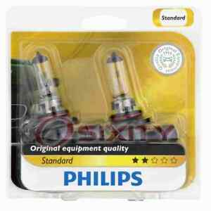 Philips Front Fog Light Bulb for Plymouth Breeze 1996-2000 Electrical cw