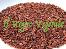 ROSA CANINA Frutti Senza Semi (Bacche) 100 g Taglio Tisana VITAMINA C Naturale