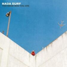 You know who you are di Nada Surf (2016), Digipack, nuovo OVP, CD