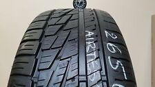 1 Tire 265 60 17 Falken Ziex ZE950 A/S 80% Tread