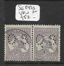 AUSTRALIA (P2811B) ROO 9D  SG O47B PR PERF OS   CDS  VFU