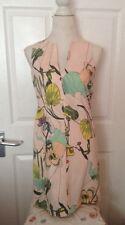 H&M, NWT, Shift style DRESS, beautiful floral design, UK 10..