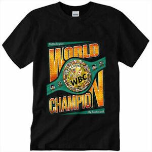 Hot Boxing Champions Of The World Wbc t Shirt, Canelo Alvarez Champion t Shirt 1