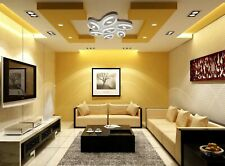 Modern Acrylic LED Ceiling Lights Lamp Chandelier 7 Lights for any room