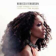 Rebecca Ferguson - Lady Sings The Blues CD RCA RECORDS LABEL