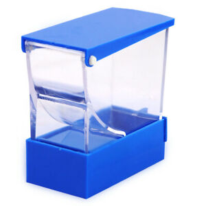 Dental Dentist Cotton Roll Dispenser Drawer Holder Case Organizer Box Pull Tray