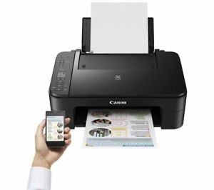 CANON PIXMA TS3355 All-in-One Wireless Inkjet Printer. Fast delivery 💨💨