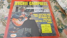 Sealed Vinyl LP Archie Campbell Grand Ole Opry's Good Humor Man