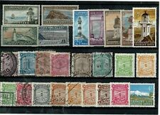 L105 MORE New Zealand Lighthouses M&U on card (26)