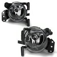 2x Nebelscheinwerfer NSW Klarglas Chrom + Birnen HB4 SET für BMW 5er E60 E61