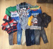 Baby Boy Large Winter Clothes Bundle - 12-18 Months (1-1.5years); Next, Gap, M&S