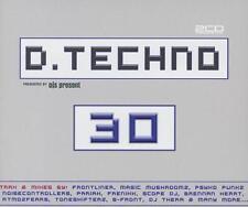 D.TECHNO 30 = Frenikk/Scope/Pariah/Heart/Atmozfears...=3CD= HARDSTYLE TRANCE!!