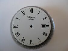 CHOPARD WHITE ROMAN DIAL 29.4MM DIAL ONLY NO WATCH
