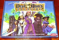 DEAD MAN'S TREASURE - 2006 Playroom Board Game by Reiner Knizia NEVER PLAYED!