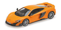 #537154421 - Minichamps McLaren 675LT - orange - 2015 - 1:43
