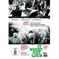 """JIMMY PAGE/THE EDGE/JACK WHITE """"IT MIGHT GET.."""" DVD NEW+"""